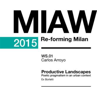 MIAW 2015 | Re_forming Milan