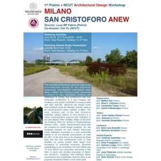 Milano San Cristoforo Anew