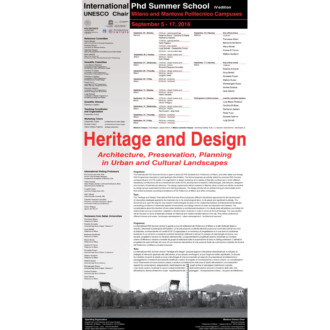 HERITAGE AND DESIGN